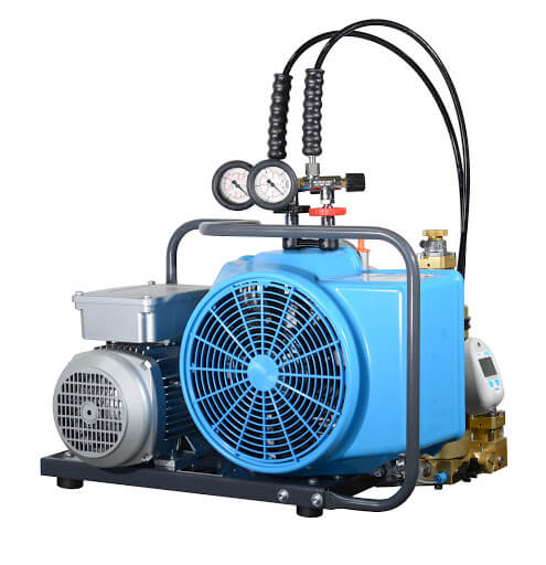 Bauer Junior II electric Scuba Compressor
