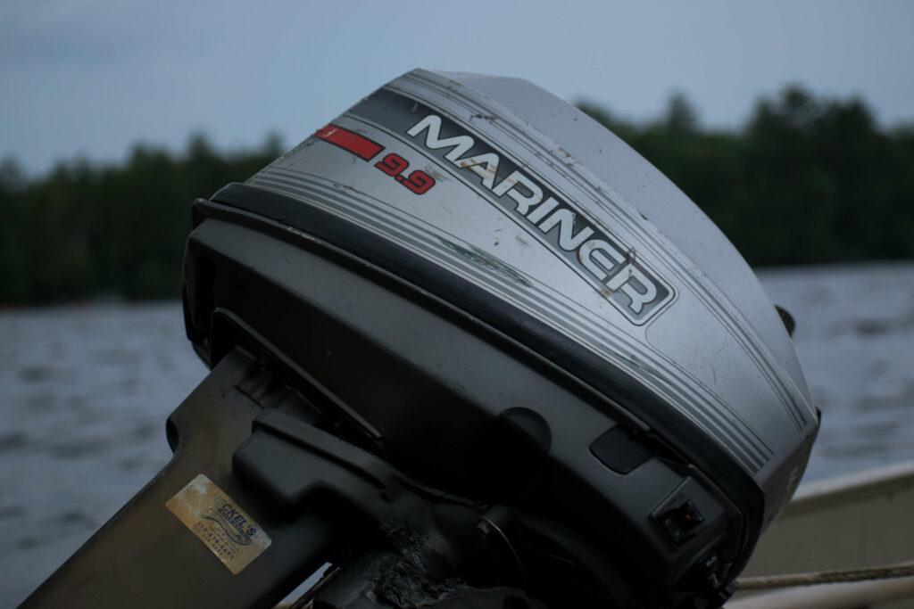 Mariner 9.9 outboard motor
