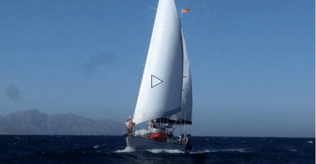 Bluewater Celestial 48 sailboat