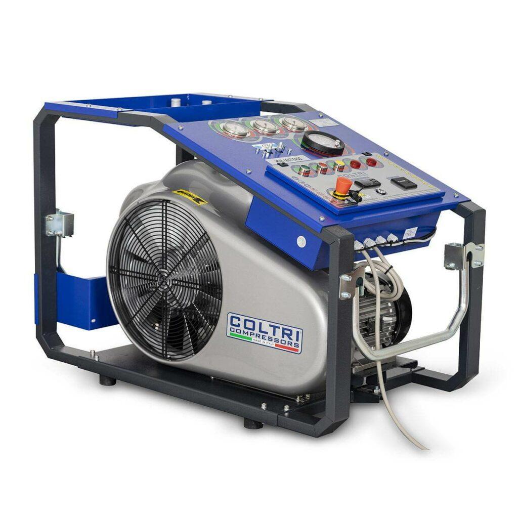 Coltri MCH 16 diesel scuba compressor