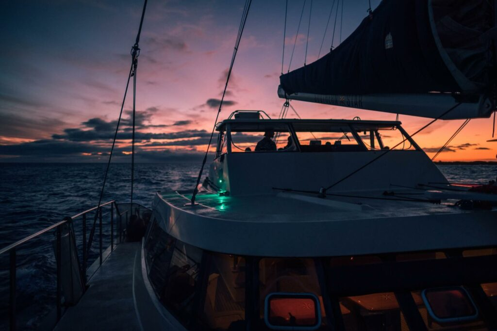 roberto nickson OgS5t0IuoSQ unsplash 1 1024x683 - 20 Blue Water Cruising Catamarans Under $100k
